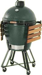 Big Green Egg Revolutionizes Outdoor Grilling